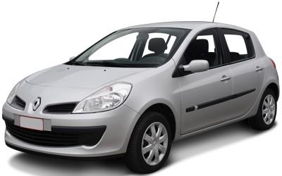 Renault Clio Автоматик или Подобна / Class: Economy