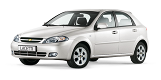 Chevrolet Lacetti Automatic или Подобна / Class: Economy