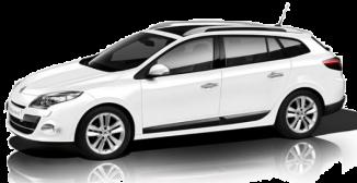 Renault Megane или Подобна / Class: Estate